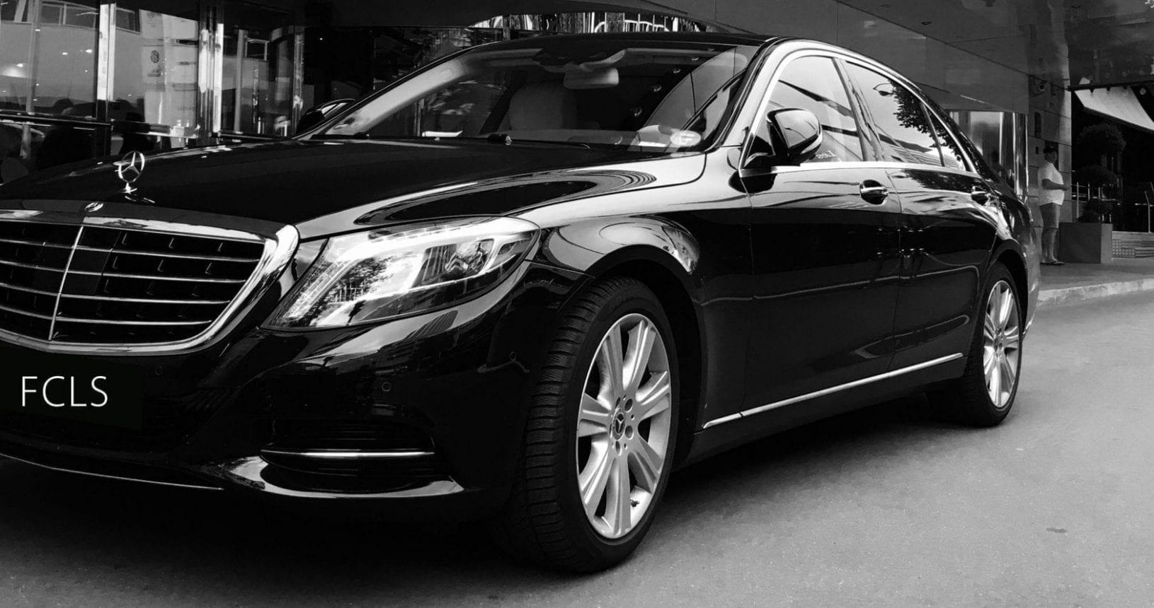Location de Mercedes-Benz Classe S Limousine avec chauffeur à Paris pour tous types d'évènements (Fashion Week, Paris Air Show, Eurosatory, Paris Motor Show, Roland Garros...).
