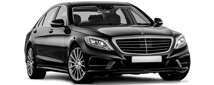 Berline de luxe Mercedes Classe S