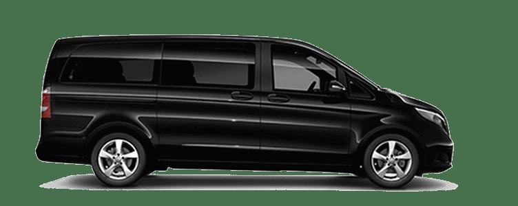 Location de minivans avec chauffeur, laissez-vous conduire à bord du nouveau minivan Mercedes-Benz Classe V avec FCLS - First Class Limousines Service. Pour tous vos déplacements privés et professionnels