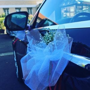 Mercedes S-Class for your wedding